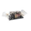 Plateau de 2 verrines - Bonbons cuits