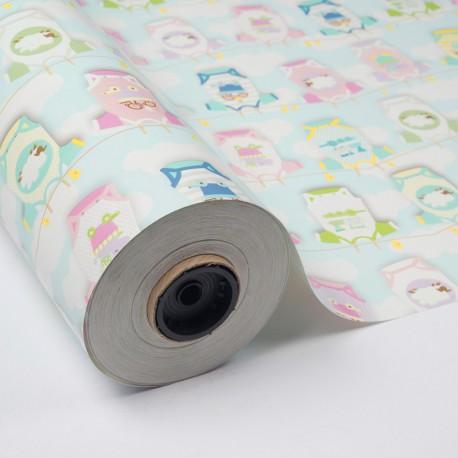 Papier imprimé - Naissance