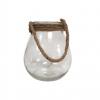Terrarium goutte d'eau  avec cordage - MM