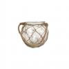 Terrarium Boule  avec cordage - MM